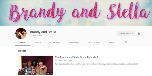Brandy And Stella Screenshot