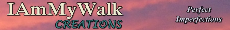 IAmMyWalk Creations Logo
