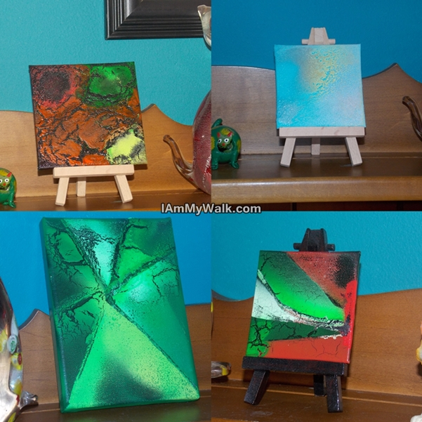 Paintings I Created