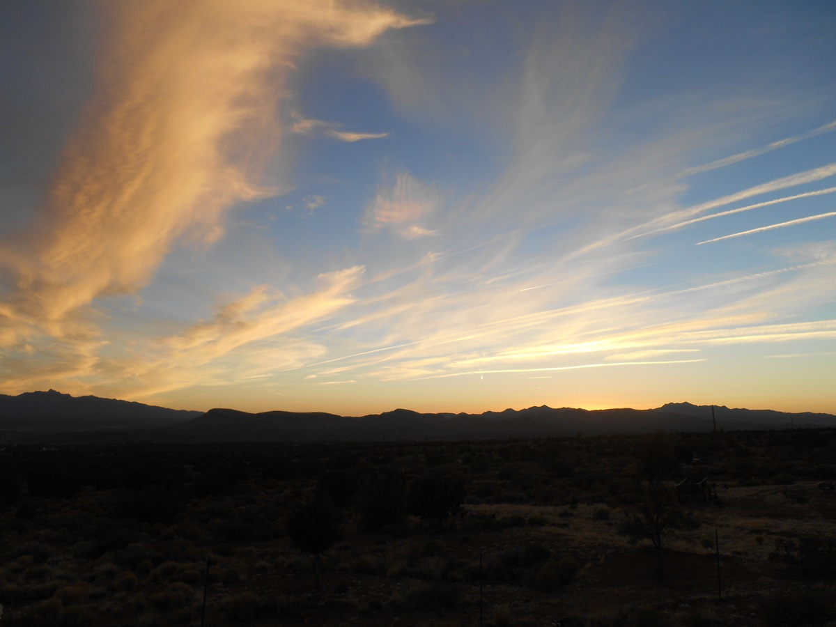 Sunset Kingman AZ