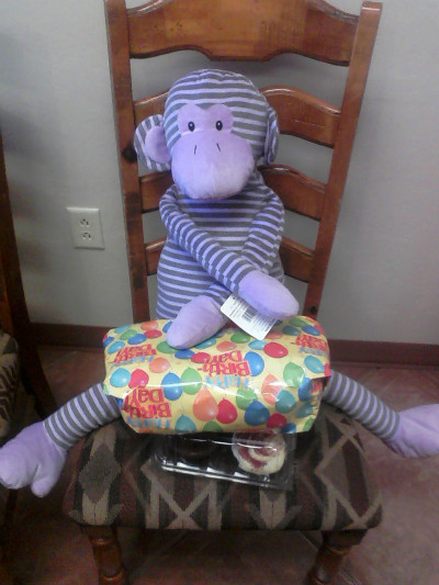 Socrates The Sock Monkey