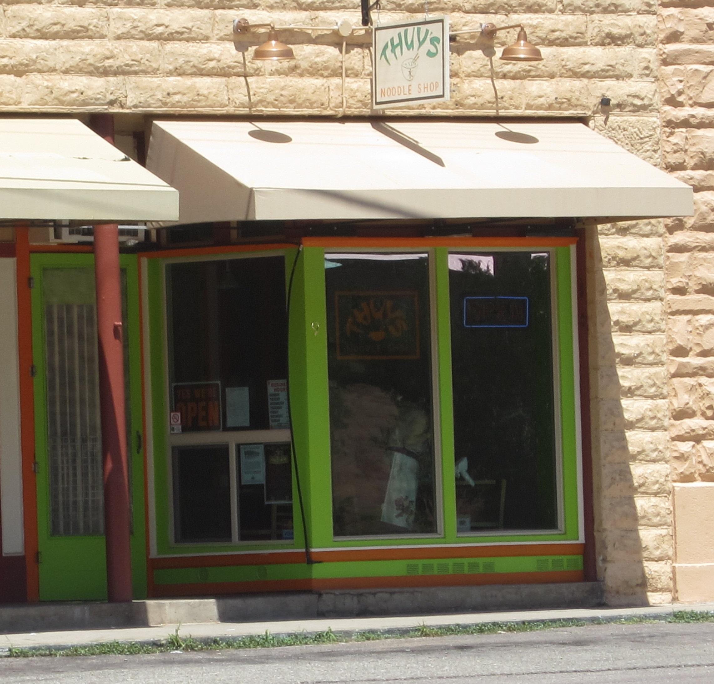 Thuy's Noodle Shop